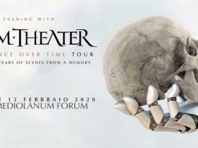 Dream Theater Tour 2020 Mediolanum Forum